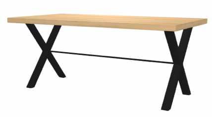 free décor library bench desk