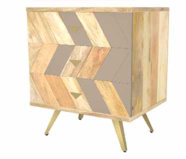 3 drawer design
