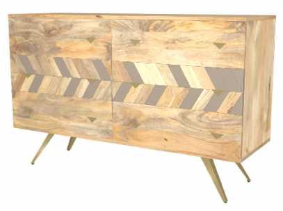 wooden sideboard design