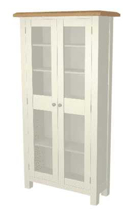 glass fronted storage